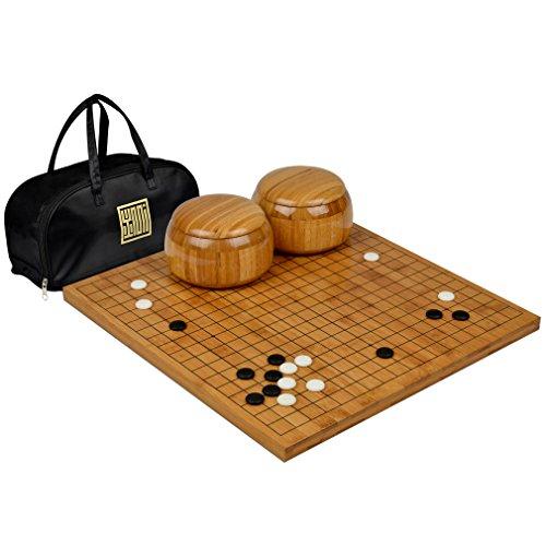 bamboo-go-board-08-w-single-convex-yunzi-stones-and-bowls-set