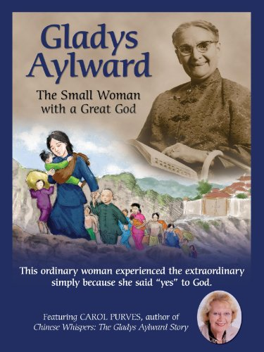Amazon Com Gladys Aylward The Small Woman With A Great