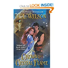 Crown of Crystal Flame (Tairen Soul)