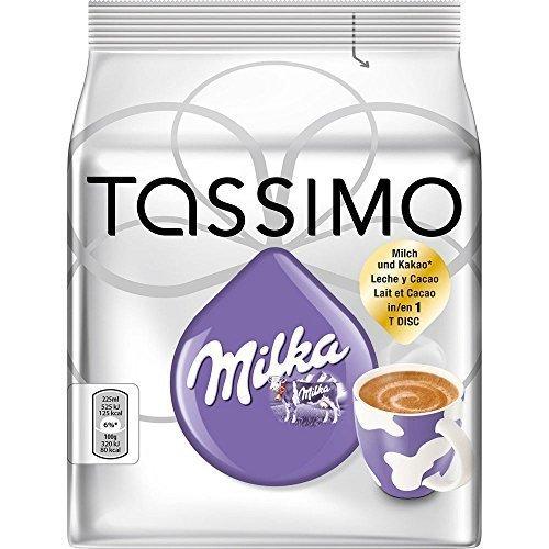 bosch tassimo milka hot chocolate t disc coffee machine. Black Bedroom Furniture Sets. Home Design Ideas