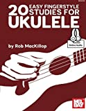 img - for 20 Easy Fingerstyle Studies for Ukulele book / textbook / text book