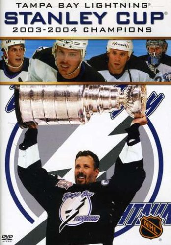 NHL - Tampa Bay Lightning 2003-2004 Stanley Cup Champions