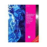 An Introduction to Management Science: Quantitative Approaches to Decision Making 13th Edition