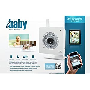 WiFi Baby Video Monitor