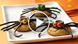 How to make easy Halloween cookies with the kids