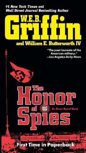 The Honor of Spies (Honor Bound) PDF