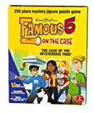 Famous Five Mystery Puzzle - Mysterious Thief