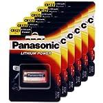 Panasonic Photo Lithium Battery - CR1...