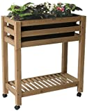 Algreen 32102 Ergogarden Elevated Garden Bed System