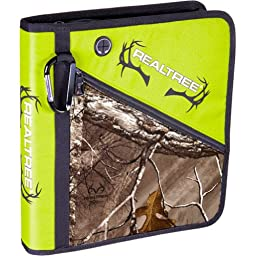 REALTREE Camo Zipper Binder