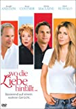DVD Cover 'Wo die Liebe hinfällt ...