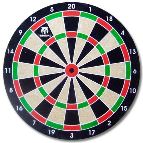 TRiNiDAD / Trinidad hardboard 15.5 inches bristle dart board [Triboard 15.5inch Board] (japan import)
