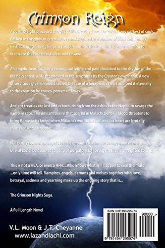 Crimson Reign: The Crimson Nights Saga: Volume 1
