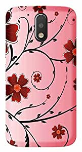 TrilMil Printed Designer Mobile Case Back Cover For Motorola Moto G4 Play / Moto G Play 4th Gen / Moto G Play 4th Gen / Moto G4 Play