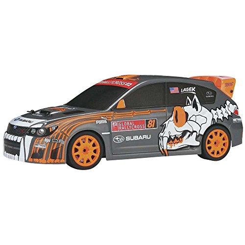 Hpi Racing 112465 Micro Rs4 Subaru Wrx Sti #81 Lasek 4Wd Rc Car (1/18 Scale)