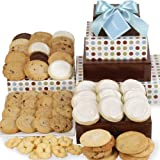 Decorative Dots Cookie Tower