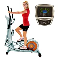 Get FRONTIER Olympus Max EXTENDABLE Long Stride Cross Trainer German Quality 3YR WARRANTY Comparison-image