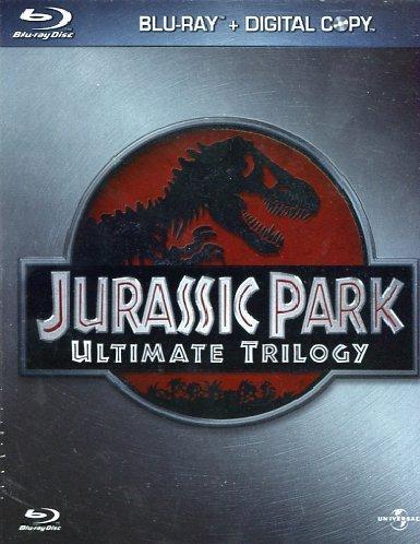 Jurassic Park - Ultimate trilogy(+digital copy) [Blu-ray] [IT Import]