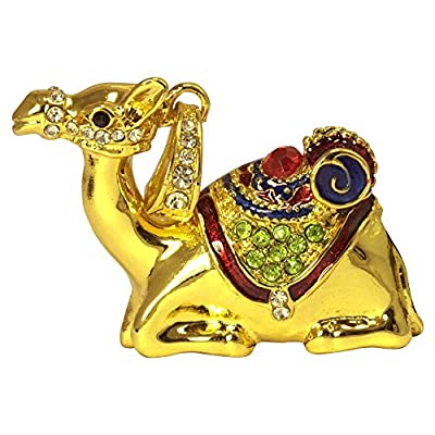 16 GB Pen Drive Golden Camel Shape USB 2.0 Pen Drive CR1037