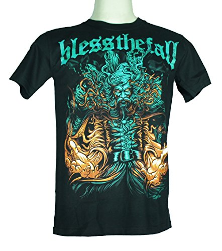 Blessthefall (gandawful) Large Size L Nuovo. Maglietta 1317