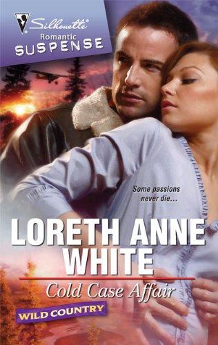 Image of Cold Case Affair (Silhouette Romantic Suspense)