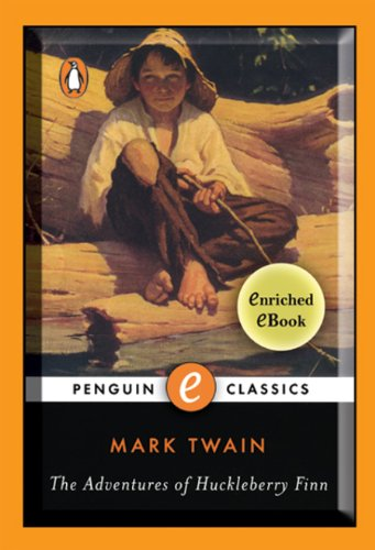 mark twains views as express in adventures of huckleberry finn