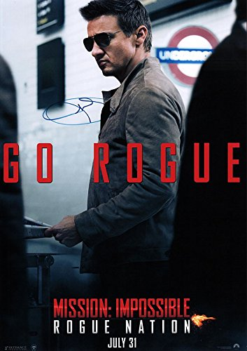 mission-impossible-rogue-nation-2015-11x17-inch-jeremy-renner-autographed-movie-poster