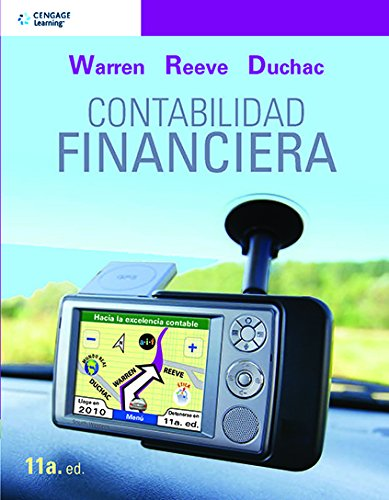 Contabilidad Financiera (Spanish Edition)