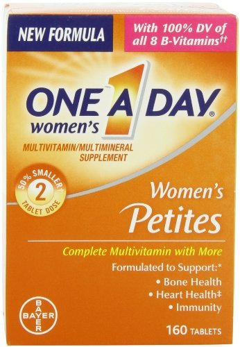 One-A-Day Women's Petites Complete Multivitamin (800 Tablets)