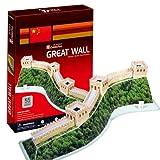 3D立体パズル 万里の長城