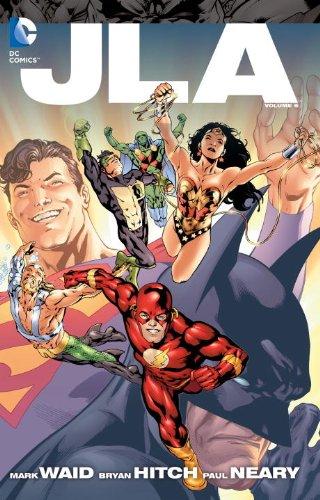 JLA Volume 5 TP (Jla (Justice League of America))