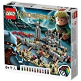 LEGO Game: Lord of La Rings Game: La Bataille of Helm's Deep Jeu De Construction 50011