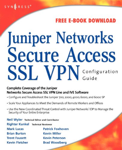 Juniper Networks Secure Access SSL VPN Configuration Guide