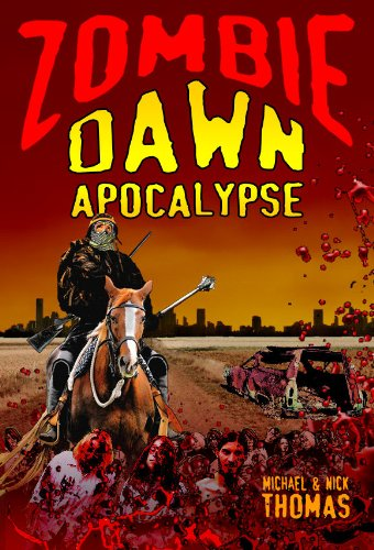 Zombie Dawn Apocalypse cover