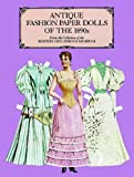 img - for Antique Fashion Paper Dolls of the 1890s (Dover Victorian Paper Dolls) by Boston Children's Museum (1984) Paperback book / textbook / text book
