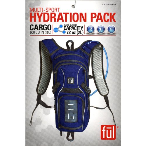 Multi-Sport Hydration Pack (Blue)