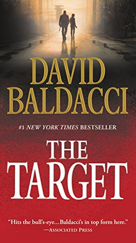 the-target-will-robie-series-english-edition