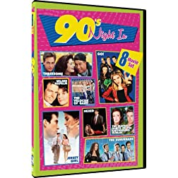 90s Night In - 8-Movie Set