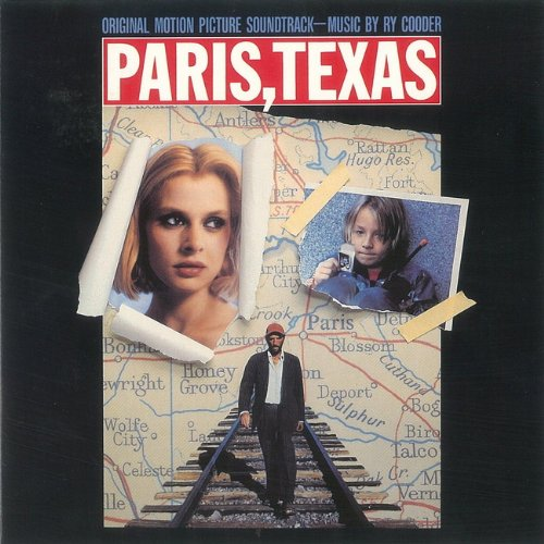 パリ、テキサス(オリジナル・サウンドトラック) <OST1000>