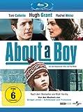 DVD Cover 'About a Boy oder: Der Tag der toten Ente [Blu-ray]