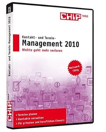 Kontakt- und Terminmanagement 2010