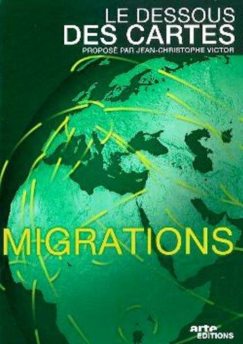 le Dessous des cartes - Les migrations / Frédéric Lernoud, Alain Jomier | Jomier, Alain. Monteur