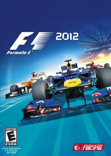 F1 2012 [Online Game Code]