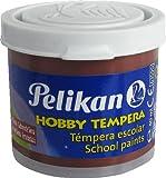 Pelikan - Témpera escolar 742/40, bote 40ml, 190 siena tostada