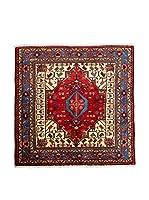 RugSense Alfombra Persian Tuserkan Rojo/Multicolor 130 x 128 cm