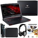"Acer Predator 15 G9-591-70XR (i7-6700HQ, 16GB RAM, 256GB SATA SSD+ 1TB HDD, NVIDIA GTX 980M 4GB, 15.6"" IPS Full HD, Windows 10) Gaming Notebook"