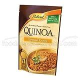 Roland Lemon Flavor Curry Quinoa, 5.46 Ounce -- 12 per case.