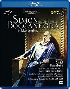 Verdi Simon Boccanegra Arthaus 108039 Blu-ray 2012 from Arthaus