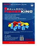 Balloon Fisher King 400 Multi-Clip Pro Pack with 5-Inch Balloons (10-Pack)