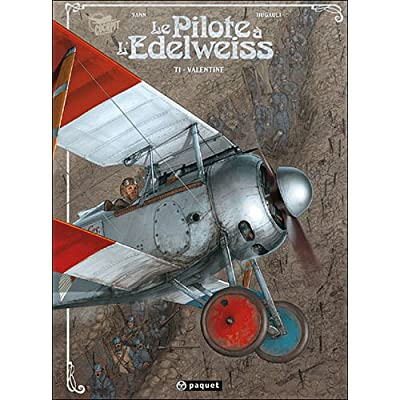 Le pilote à l'Edelweiss 51m0UzqFgIL._SS400_